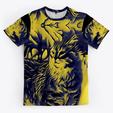 Bc Cat 8400 Black T-Shirt Front
