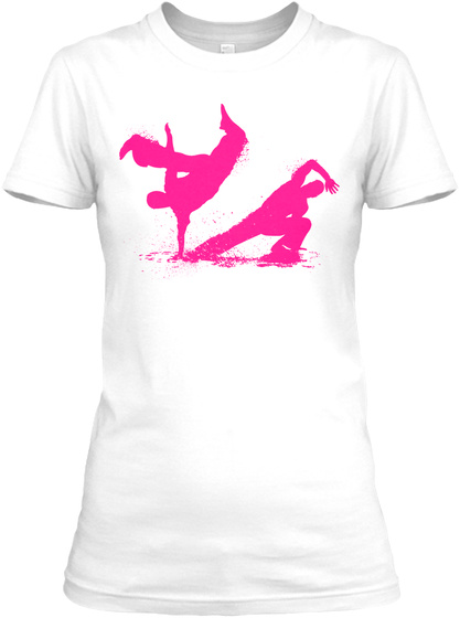 Oi White Camiseta Front