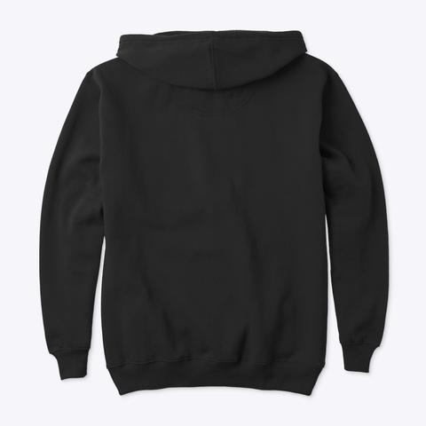 Leo  Luganskiy Official Merch   Black T-Shirt Back