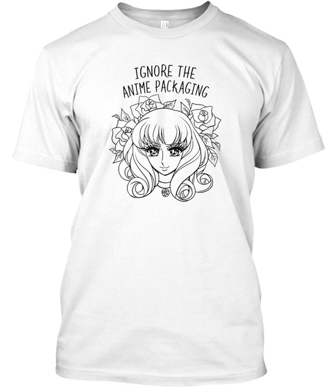 367c8f90 Ignore The Anime Packaging: Teespring Campaign