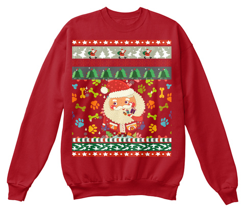 Ugly Sweater Christmas party 560
