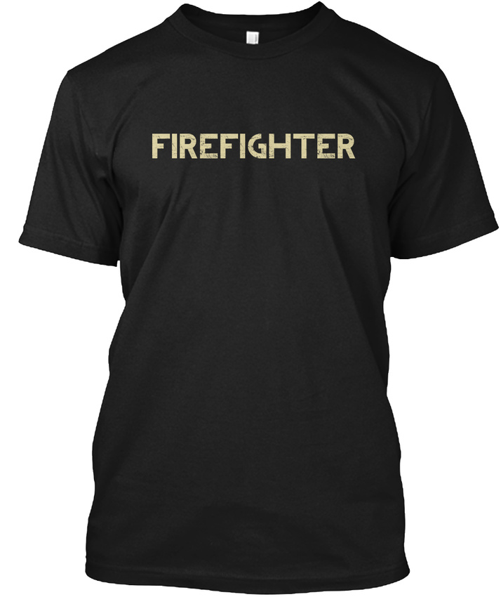 Firefighters-quitting-Firefighter-Crawiling-Os-Hanes-Tagless-Tee-T-Shirt thumbnail 6