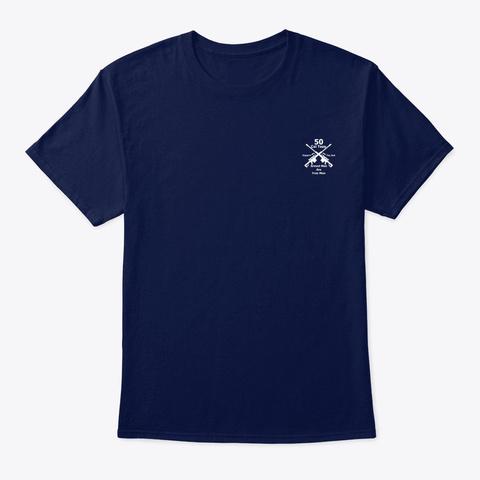 Pro 2 A  Palmetto State Guns Navy T-Shirt Front