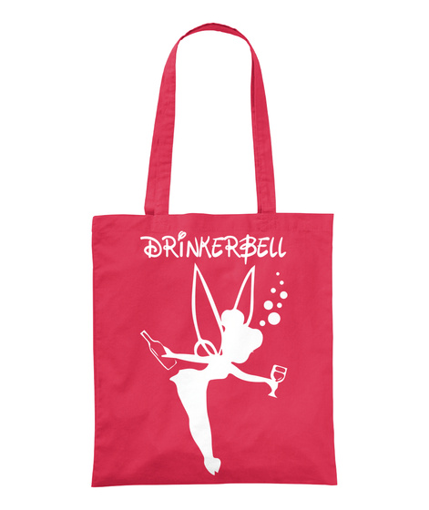 Drinkerbell Canberry T-Shirt Front