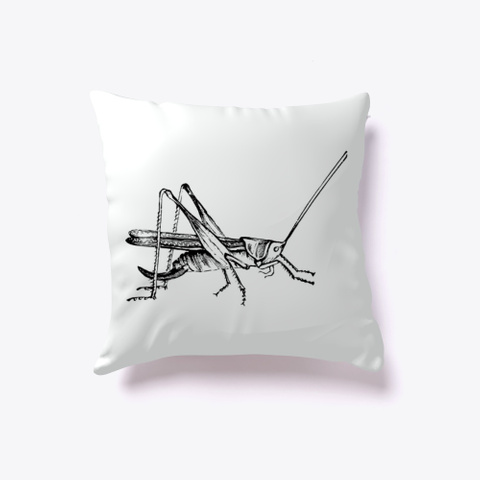4th Bug Pillow And Canvas Standard T-Shirt Front
