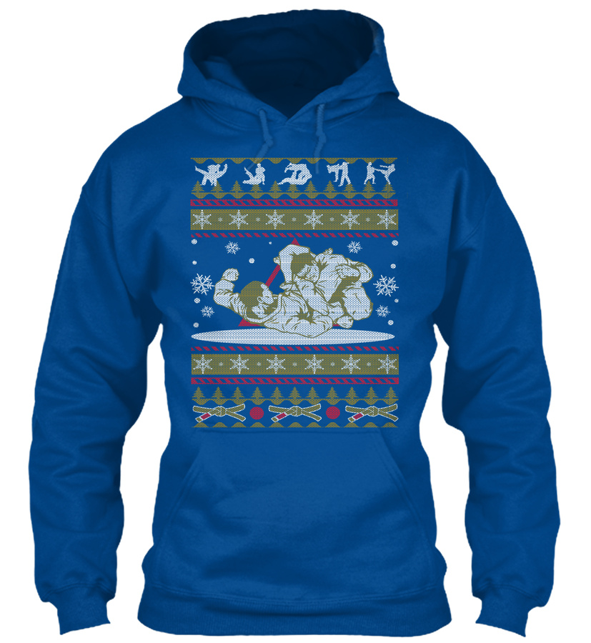 [limited Edition] Jiu Jitsu Ugly Sweater LongSleeve Tee