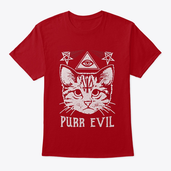 Purr Evil Products from Aba   Teespring