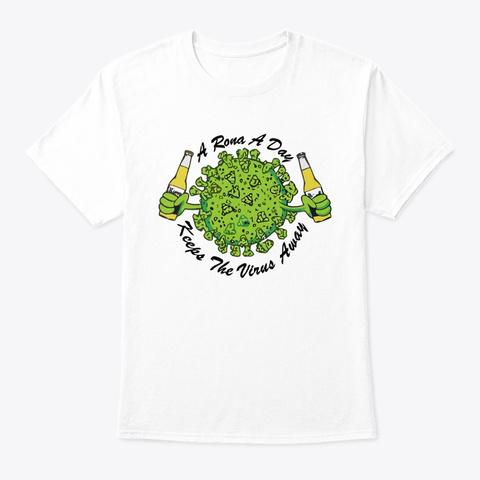 rona virus shirt