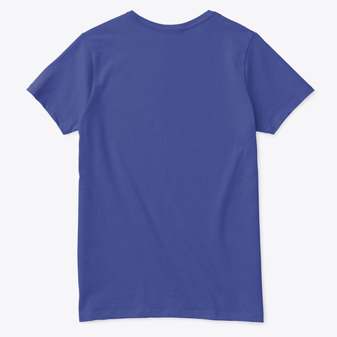 Check Out My Only Fans Deep Royal T-Shirt Back