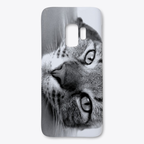 Board Cat White T-Shirt Front