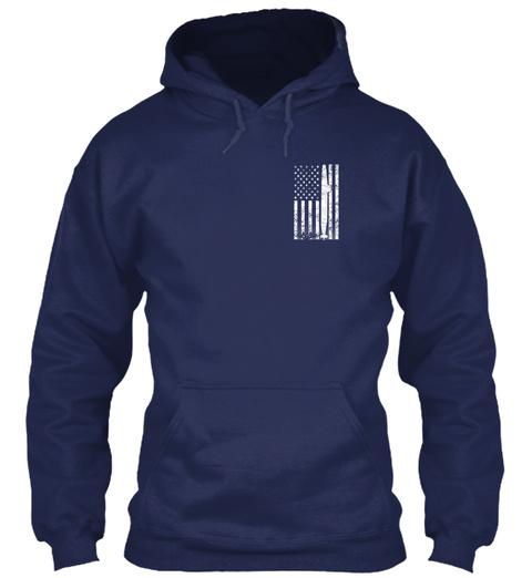 Submariner The Shadow Navy Sweatshirt Front