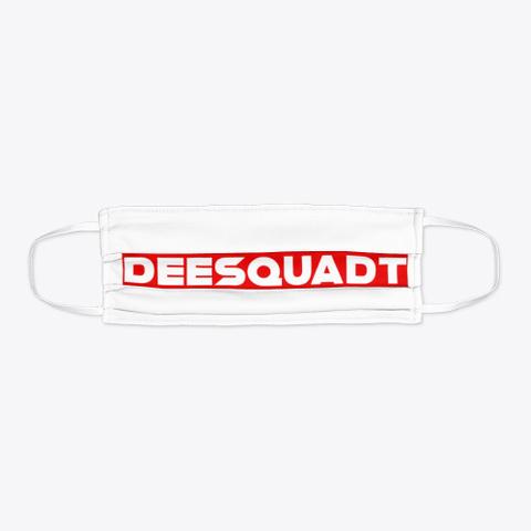 Official Dee Squadt Mask Standard T-Shirt Flat