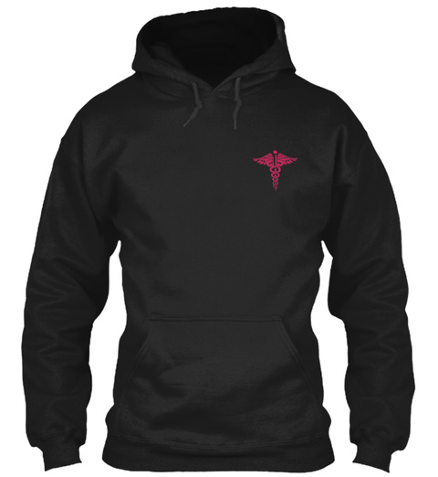 Awesome Cna Hoodie Black T-Shirt Front
