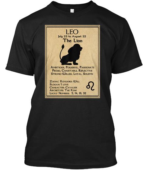 Leo Zodiac Gift-The Lion-Cool Present