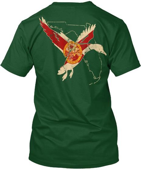 1116 Florida Waterfowl Duck Hunter LongSleeve Tee