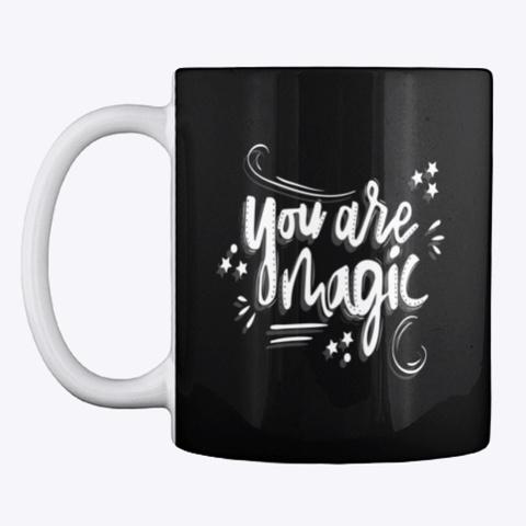 Mug: Magic Black T-Shirt Front