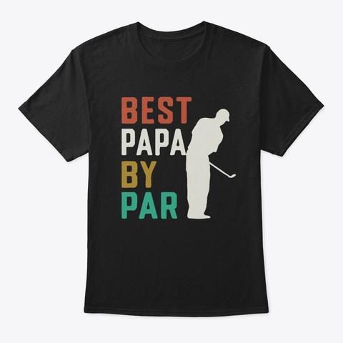 best papa by par shirt