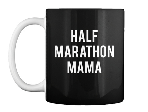Run Mom Mama Half Mug Marathon Coffee 80ONnwXPk