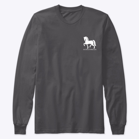 Thankful   Morgan Horse Heavy Metal T-Shirt Front