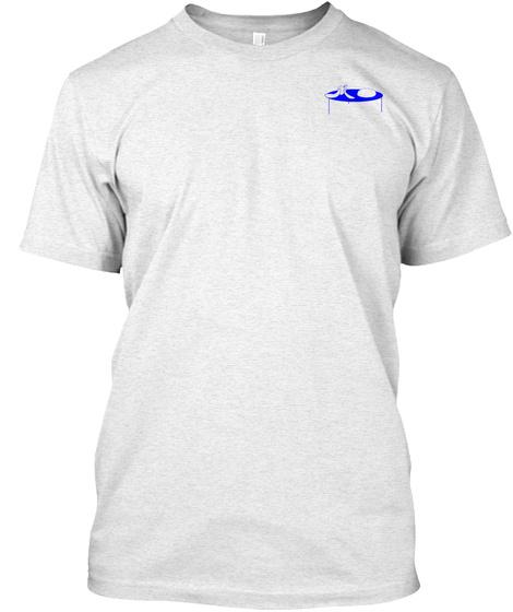 Treeeeeees (In Memoriam) Heather White T-Shirt Front