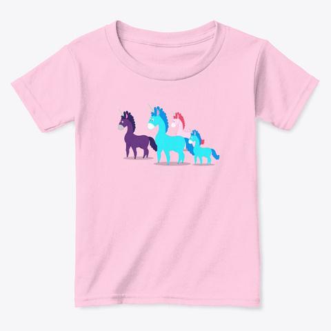 Sugar's Design Light Pink  Camiseta Front