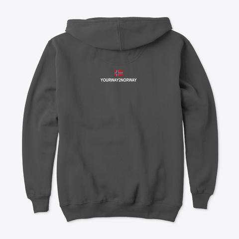 Matpakkke   Different Products Charcoal T-Shirt Back