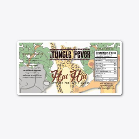 Jungle Fever Standard T-Shirt Front