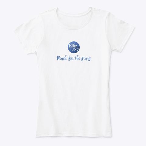Hzzb White T-Shirt Front