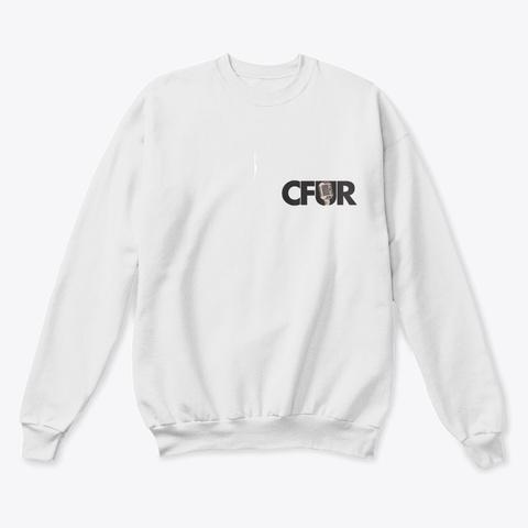 Cfur Classic   White White  T-Shirt Front