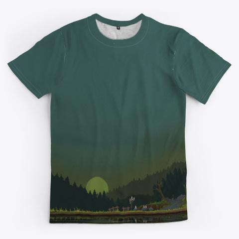Woodland Standard T-Shirt Front