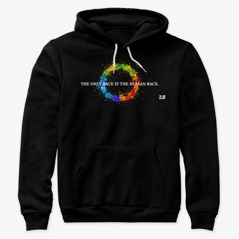 Human Race Black Camiseta Front