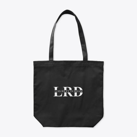 Lrd Logo Tote Black T-Shirt Front