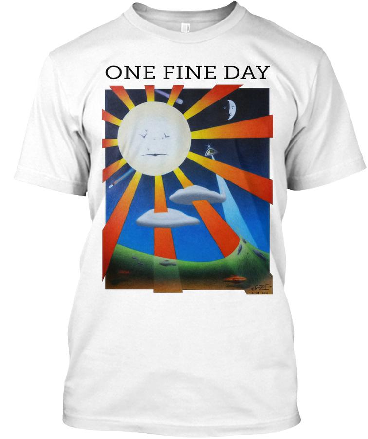 Onefineday Unisex Tshirt