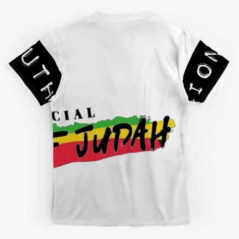 #Lionof Judah Truth Light Standard T-Shirt Back