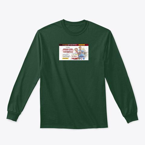 Stimula Blood Sugar Forest Green T-Shirt Front