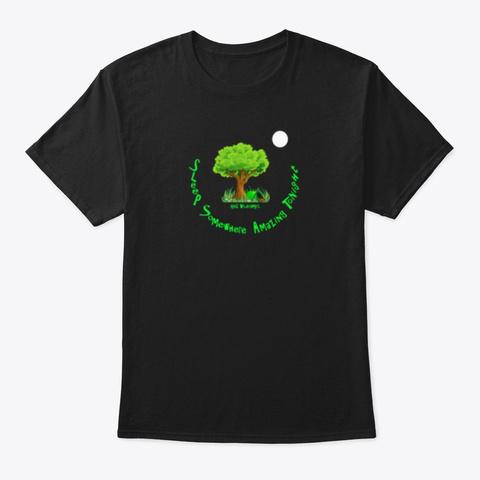 Gn Z Edition 3 Black T-Shirt Front