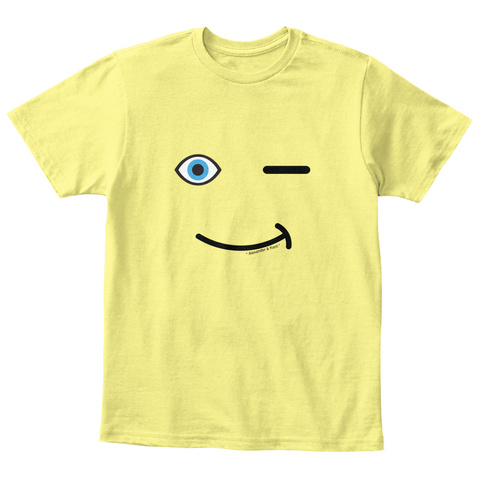 * Alexander & Kent * Lemon Yellow  T-Shirt Front
