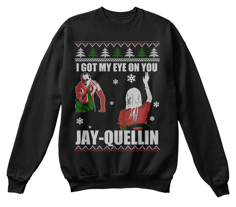 I got my eye on you JAY-QUELLIN ugly Unisex Tshirt