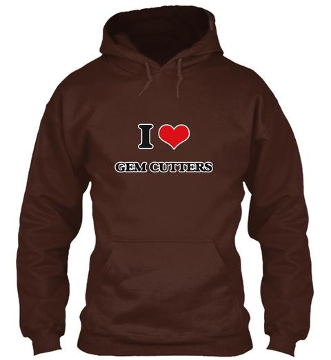 I love Gem Cutters SweatShirt