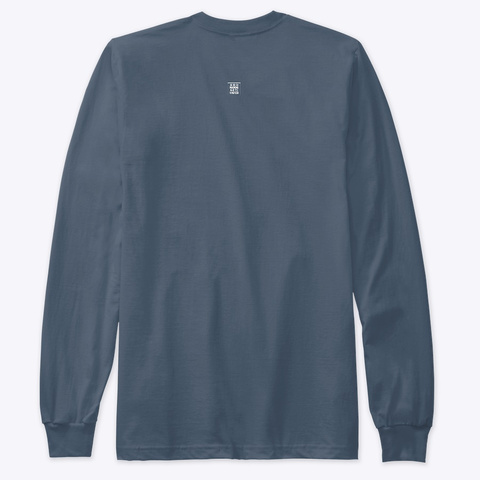 Heart For Gamers Indigo T-Shirt Back