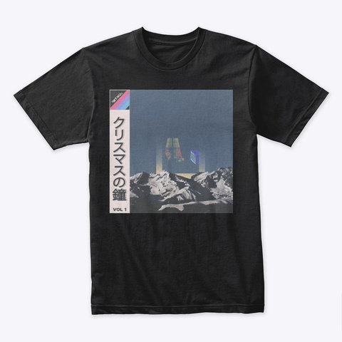 Signal Bells: Vol 1 (With Artists) Black T-Shirt Front