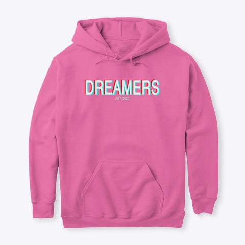 Dreamers Season Zero Azalea T-Shirt Front