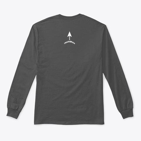 Express2 Charcoal T-Shirt Back