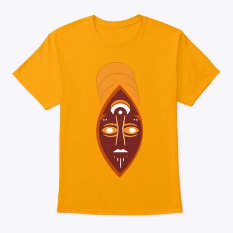 Telepath Gold T-Shirt Front