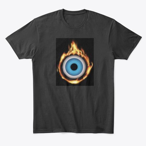 Oculus Heat   Comfort T   Black Black T-Shirt Front