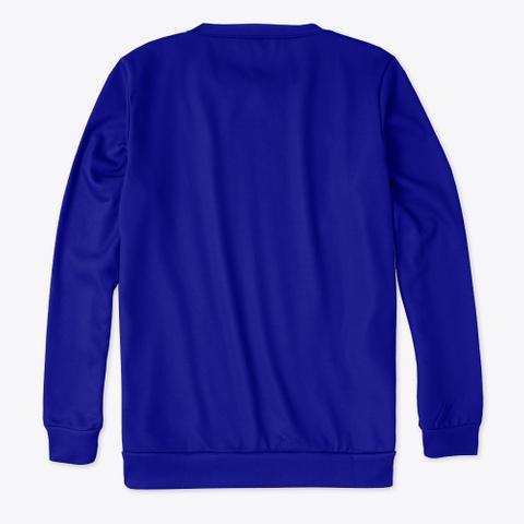 The Stuff Dark Navy T-Shirt Back