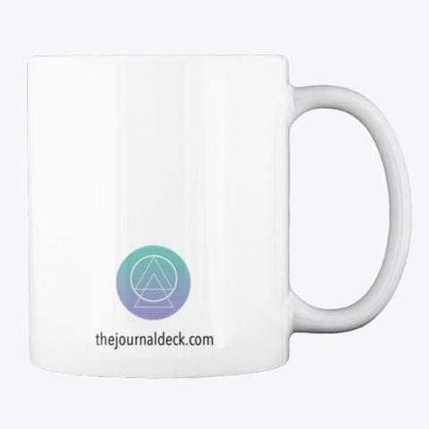 Keep It Together Mug White Mug Back