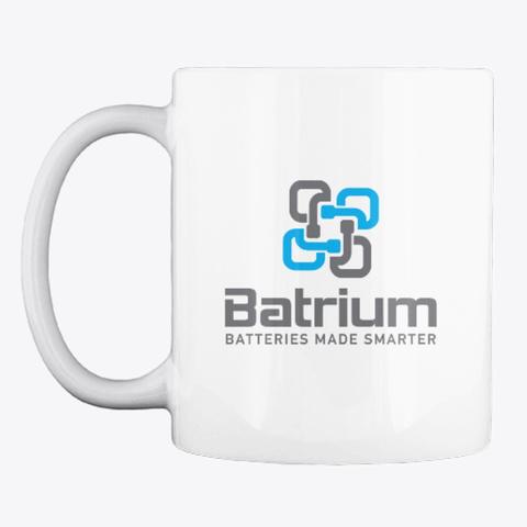 Batrium Coffee Mug White T-Shirt Front