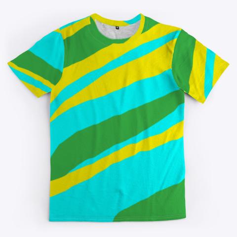 Tracks  Standard T-Shirt Front