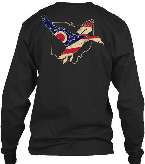 1116 Ohio Duck Hunter Waterfowl SweatShirt